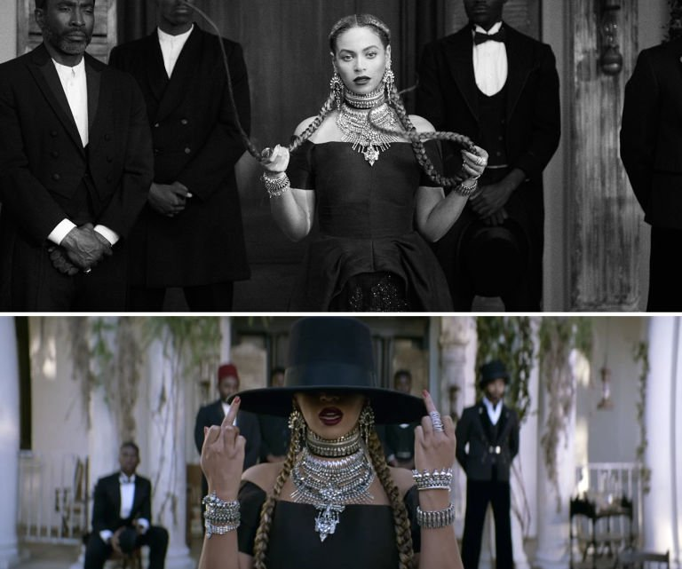 Beyoncé's 'Formation' Video Wardrobe Cost sixteen million seven hundred twenty-nine thousand thirty Naira