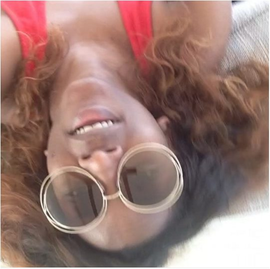 Genevieve Nnaji shares Vacation Photos of her, Oluchi and Ojy Okpe