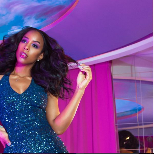 Kelly Rowland sizzles in new Photoshoot