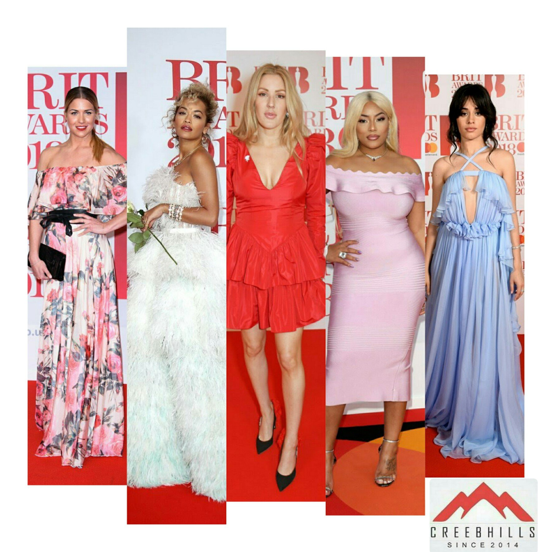 Red Carpet Photos from the 2018 #BritAwards