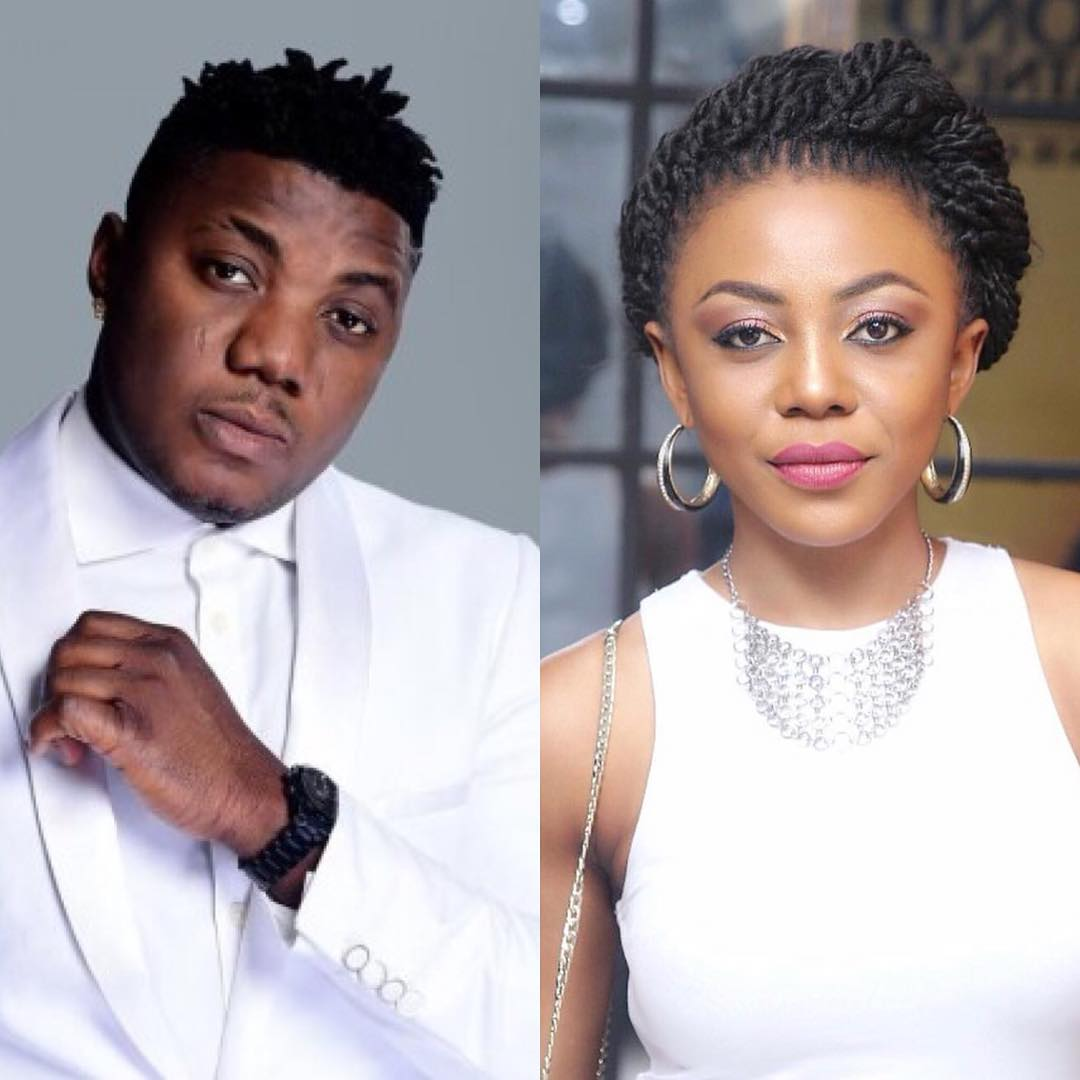 Few weeks after Big Brother Naija housemate, Ifu Ennada accused indigenous rapper, CDQ of dumping her after she helped him grow in his career, the duo have made up as Ifu Ennada was even spotted at the rapper's birthday party. Ifu Ennada who took to her page to wish CDQ a happy birthday earlier today, wrote; Happy birt
