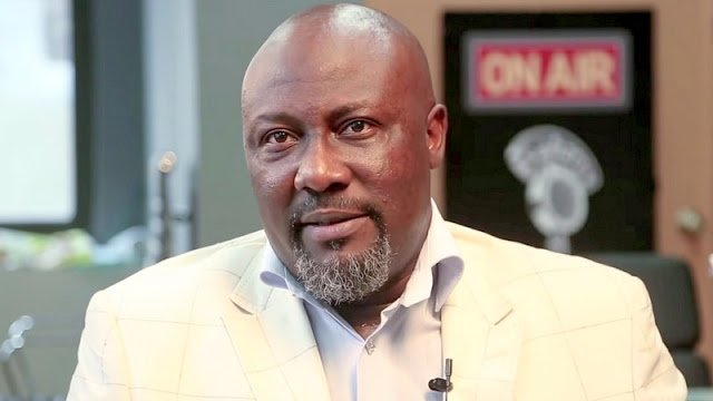 Political News >> Masked officers whisk Dino Melaye out of police hospital