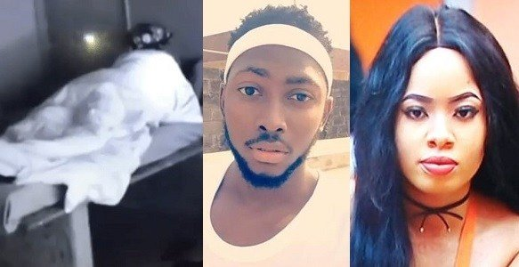 BBNaija 2018 winner, Miracle finally admits he had sex with Nina