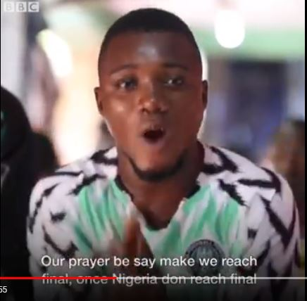 I Have Sold Over 3,000 Fake Super Eagles' Jerseys – Trader Tells BBC ( Watch Video)