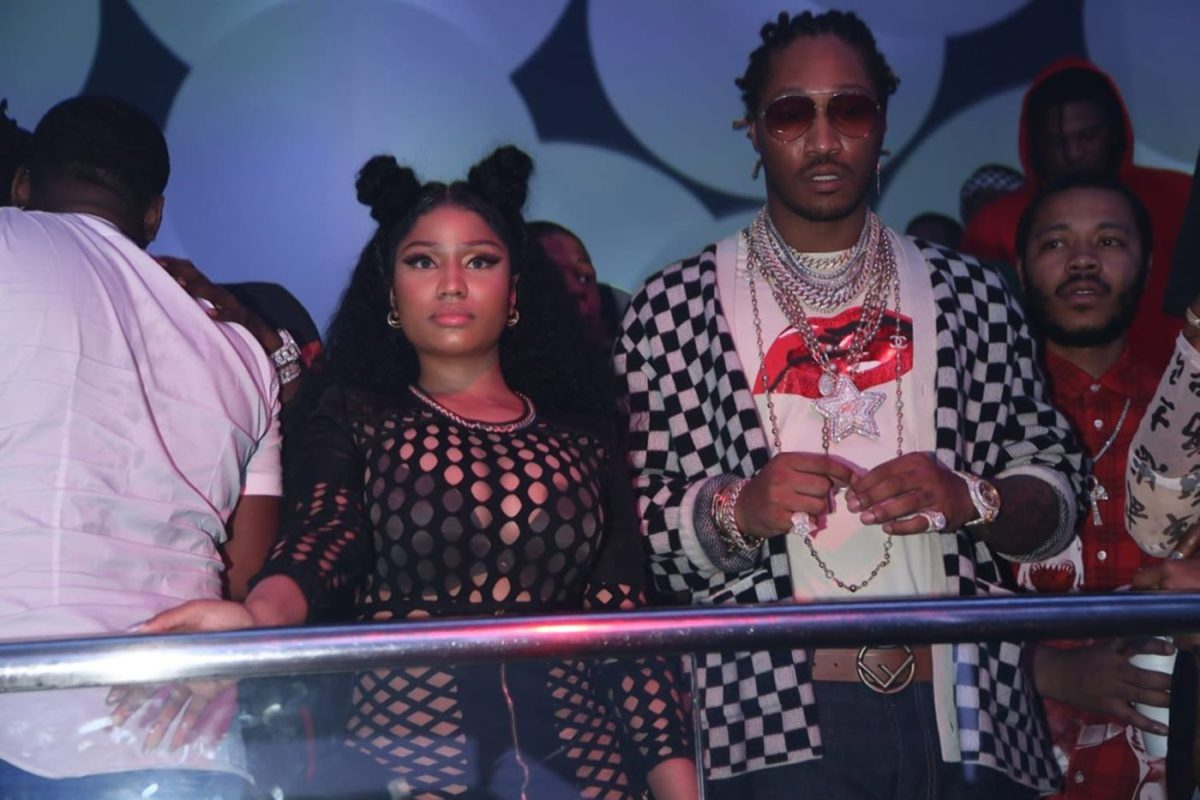 Nicki Minaj Cancels North American Tour With Future