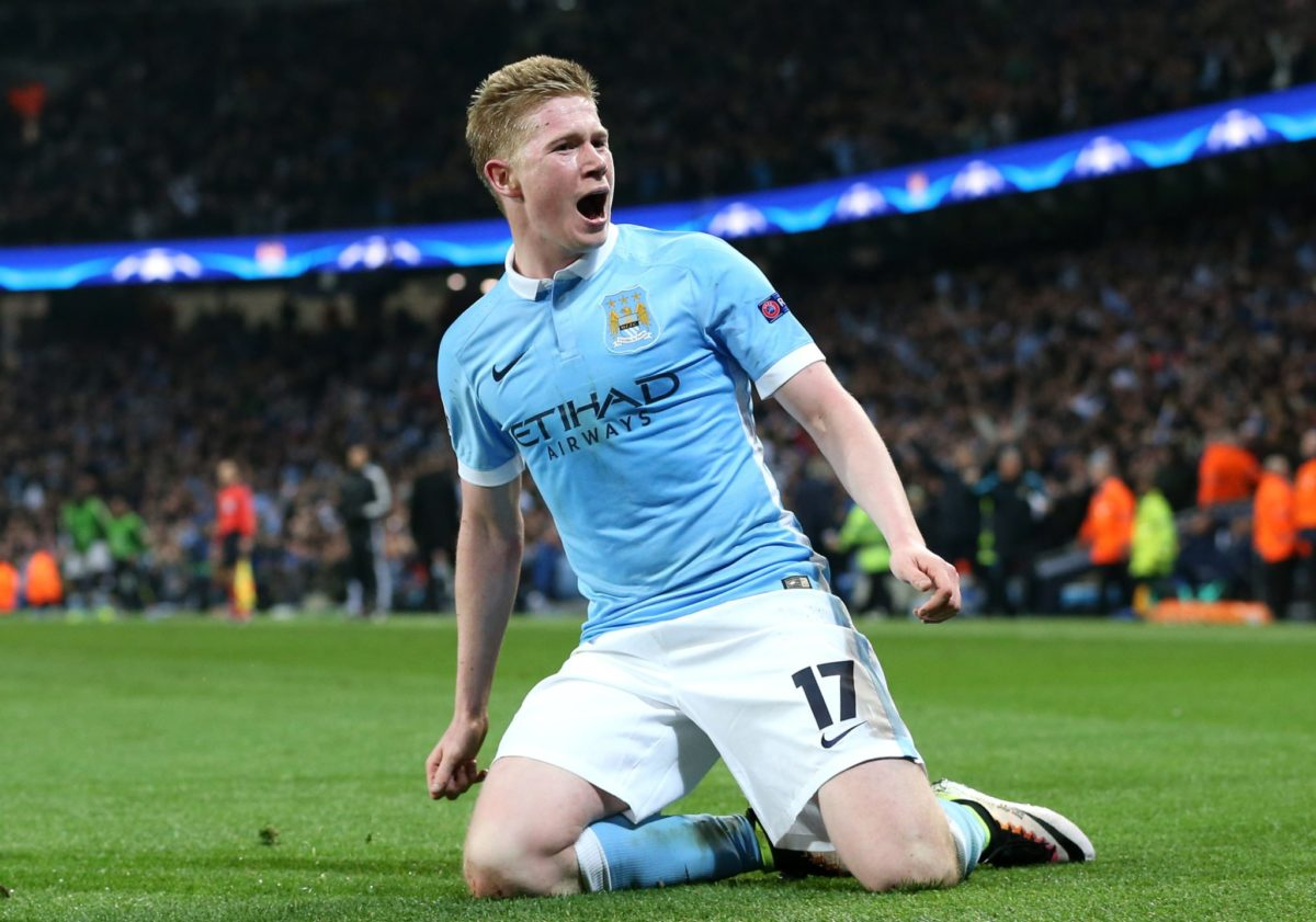 Kevin De Bruyne has reportedly suffered a knee injury