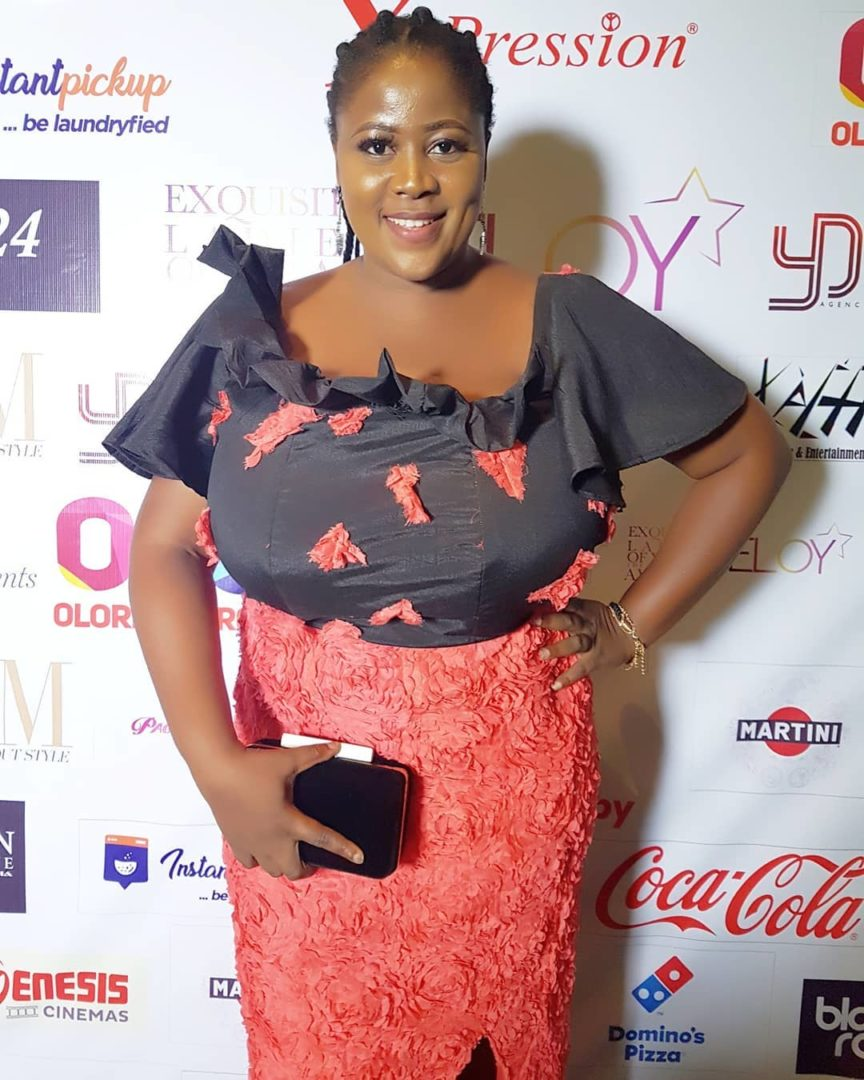 A man Fondled my boobs to confirm if they are real – Actress Seun Omojola
