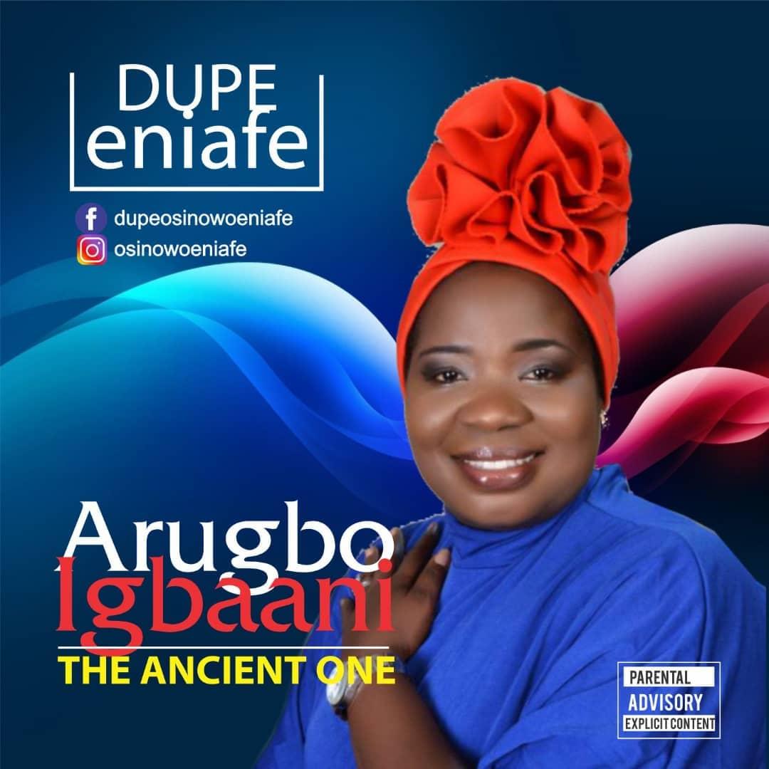 Dupe Eniafe - Ogo ogo
