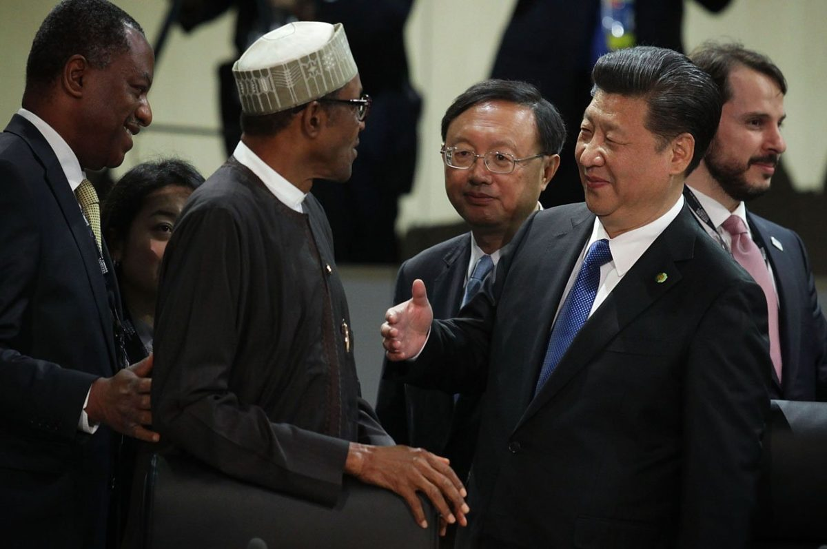 Nigeria Gets $328 Million Loan From China To Boost ICT Sector