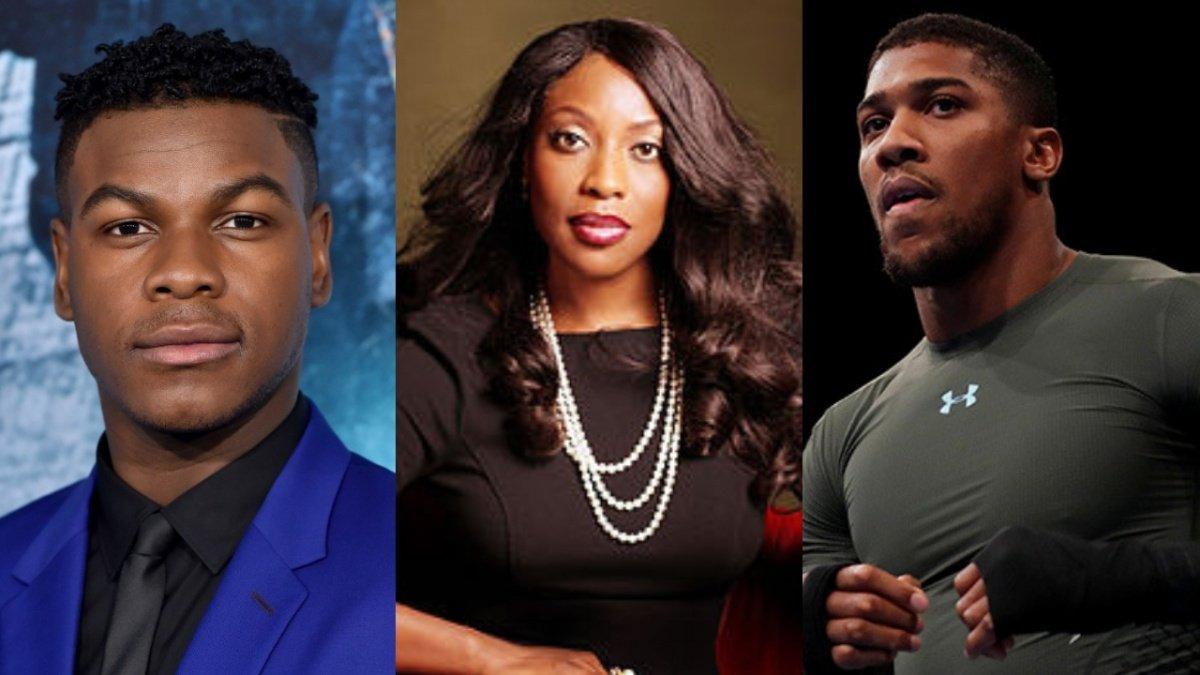Mo Abudu, John Boyega & Anthony Joshua Make Uk 100 Black Powerlist