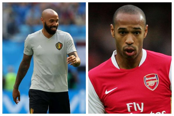 France Legend, Thierry Henry appointed as Monaco new head coach