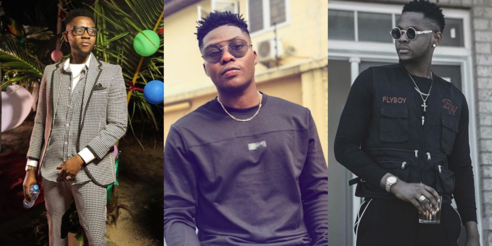 Real Reason why Kizz Daniel & Reekado Banks are not on good terms