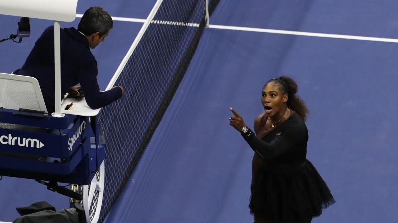Serena Williams should have been given heavier punishment - Ion Tiriac