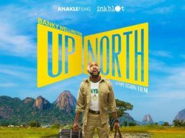 Banky W & Adesua Etomi Reunite in New Film 'Up North' starring Michele Dede, Kanayo O. Kanayo, Rahama Sadau | Teaser