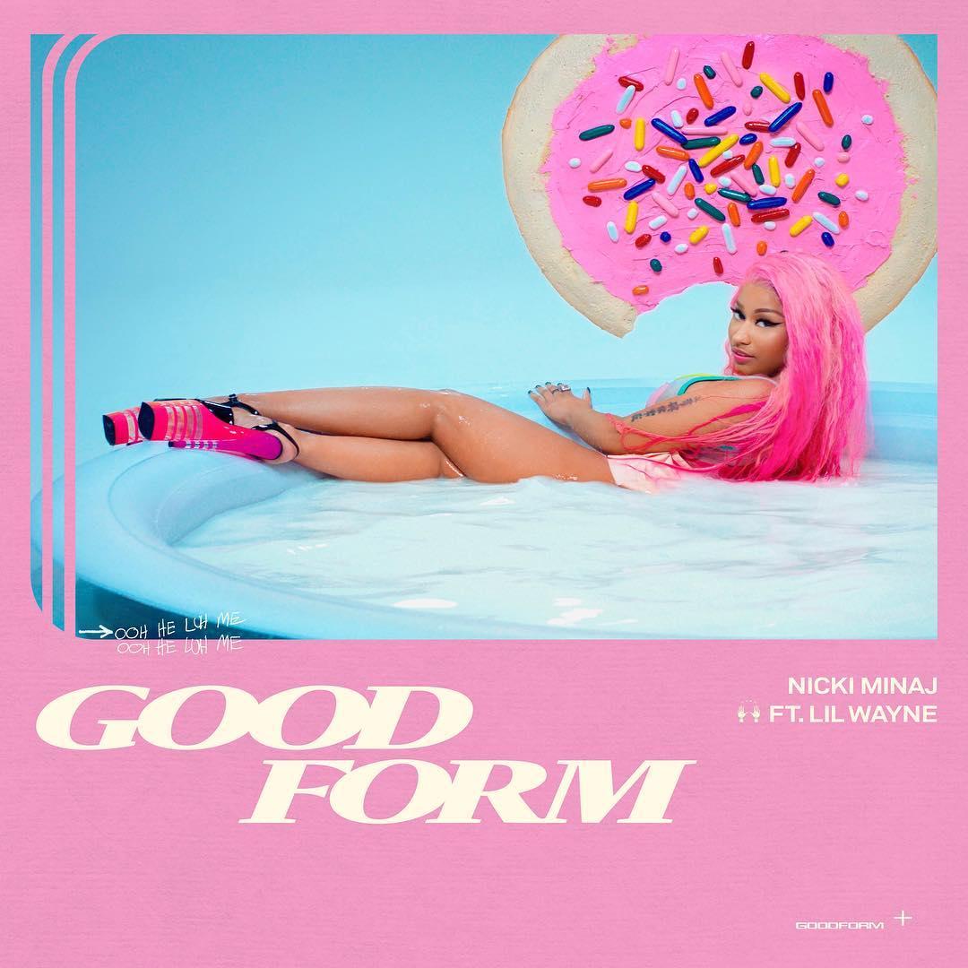 Nicki Minaj Good Form Remix Lil Wayne Mp3 Download