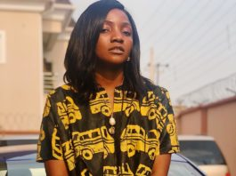 Simi Looks Stunning As She Rocks Dashiki, yemi alade reacts