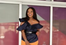 Jackie Appiah Celebrates 35th Birthday In Style