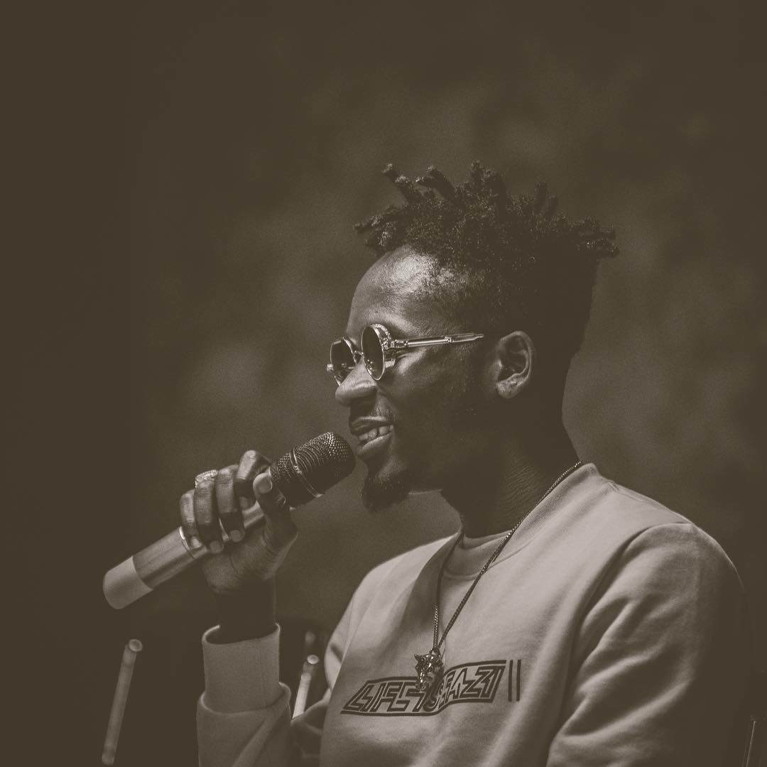 I dont need Femi Otedola's wealth - Mr. Eazi