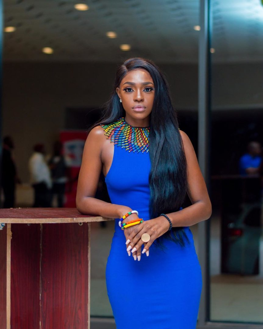 Nigerian Model, Beverly Osu shares video of reunite with her wife