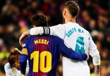 Barcelona Players To Wear Jersey With Names In Chinese Against Real Madrid