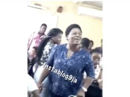 "Unilag Diploma Student Says ""Fc*k You"" To Her Lecturer"