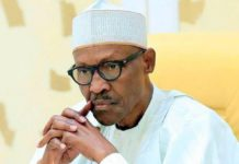 President Buhari Swears In Eight New Permanent Secretaries