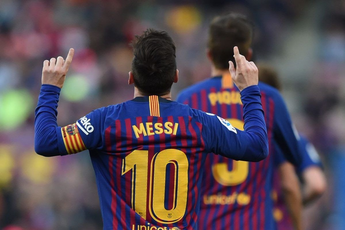 f051025eb Barcelona To Extend Leo Messi Contract