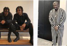 Nigerian Police arrest Don Jazzy's boys DNA twins in Lekki