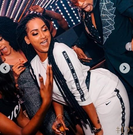 Juliet Ibrahim Spotted Rocking Denrele Edun Hard In A Birthday Party