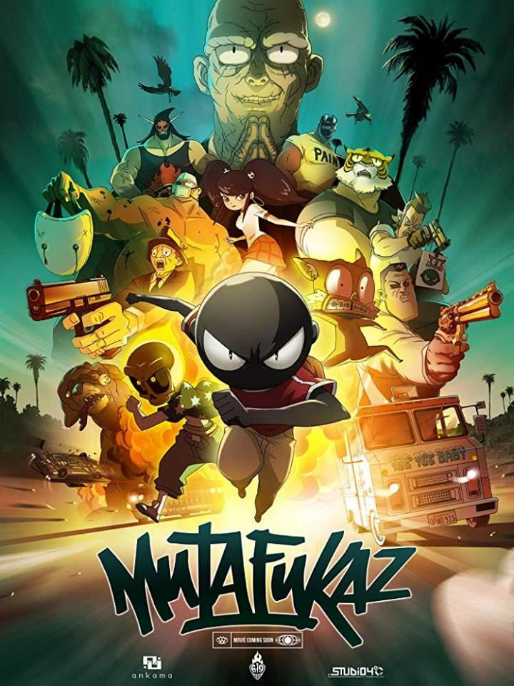 DOWNLOAD MOVIE: Mutafukaz (2017)