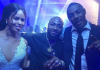 Davido was in Morocco for secret wedding of Hollywood Actor Idris Elba