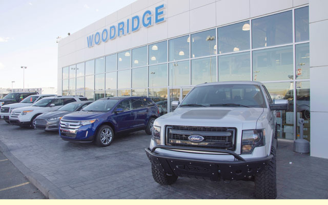 Jobs in Canada for foreigners: Cafe Operator at Woodridge Ford Lincoln