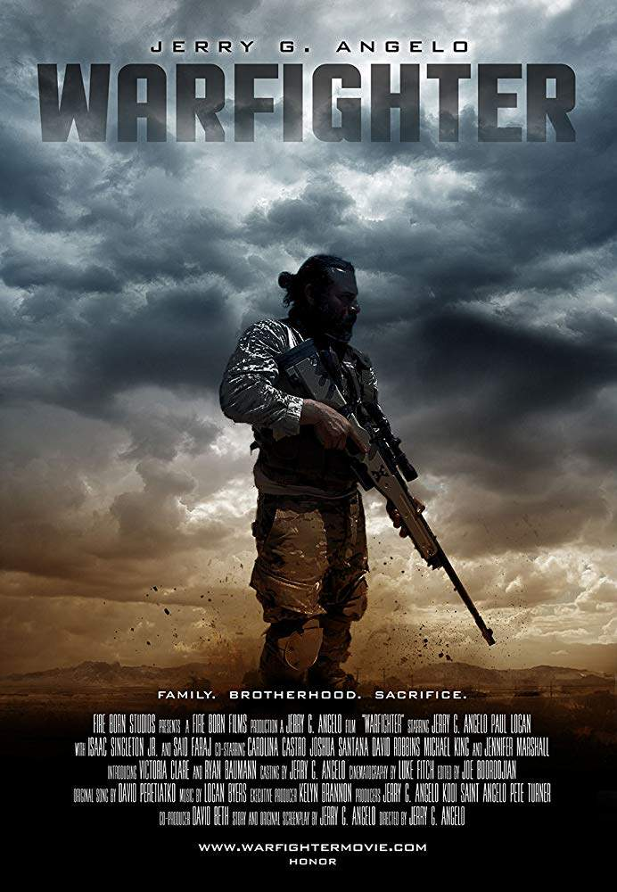 DOWNLOAD MOVIE: Warfighter (2018)