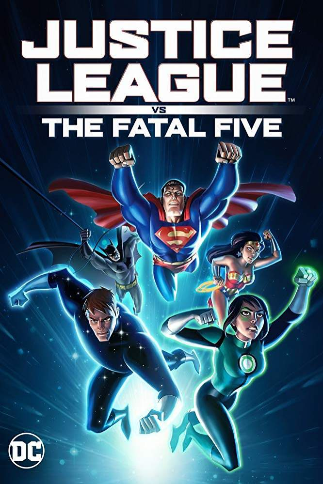 DOWNLOAD MOVIE: Justice League vs the Fatal Five (2019)