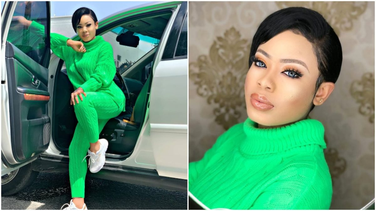 Her face like the back of my village cooking pot - Nina Body shames Seyi Edun's Internet Bully