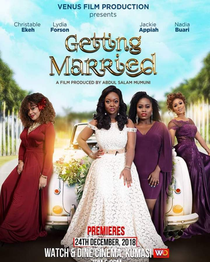 DOWNLOAD MOVIE: Getting Married (2018)