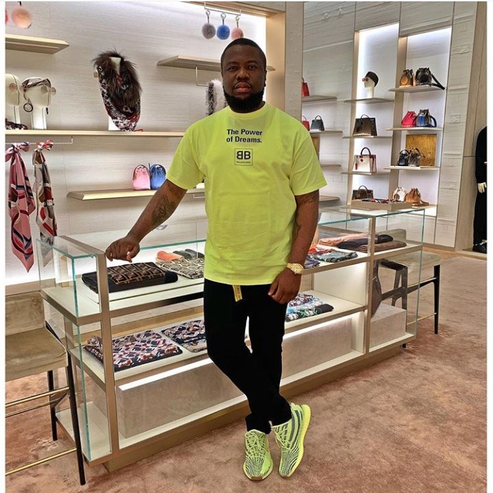 Major Bag ALERT! Hushpuppi Buys N71m 2018 Mercedes Maybach S650
