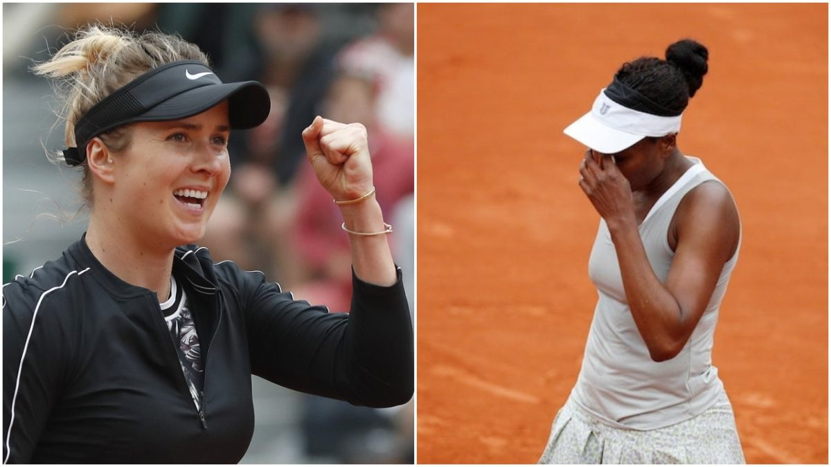 French Open 2019: Venus Williams crashes out in Round 1 at Roland Garros