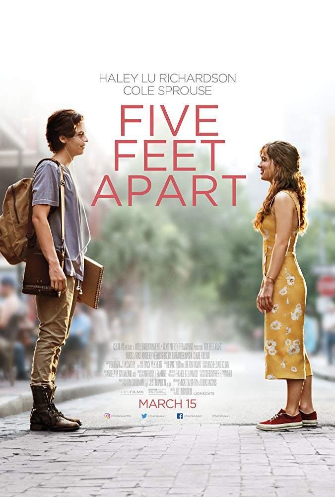 DOWNLOAD MOVIE: Five Feet Apart (2019)