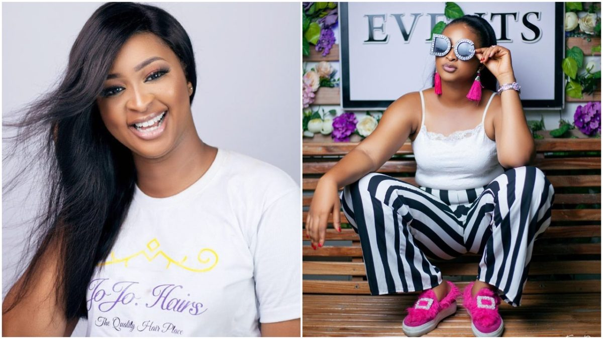 How my nude live video with MC Galaxy affected me - Actress Etinosa Idemudia