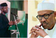 Why I Warned Osinbajo to stay safe – President Buhari