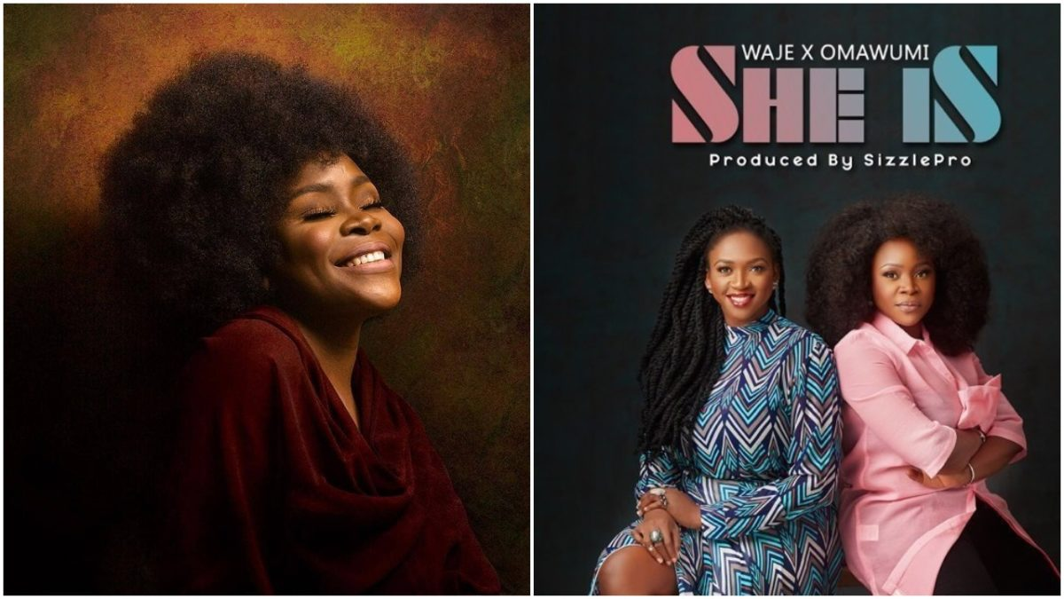 Why Waje And I Are Best Friends – Omawumi reveals