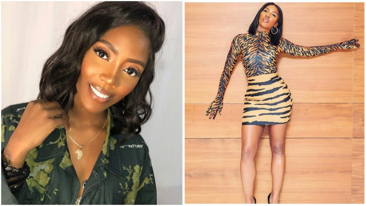 Tiwa Savage Threatens To Call Out Names Of Companies Owing Her Millions