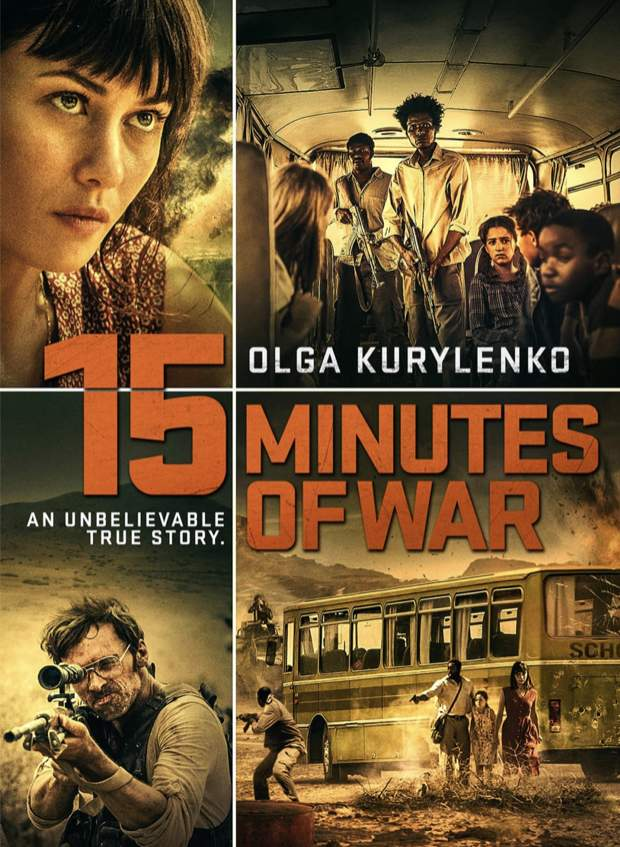DOWNLOAD MOVIE:15 Minutes of War (2019)