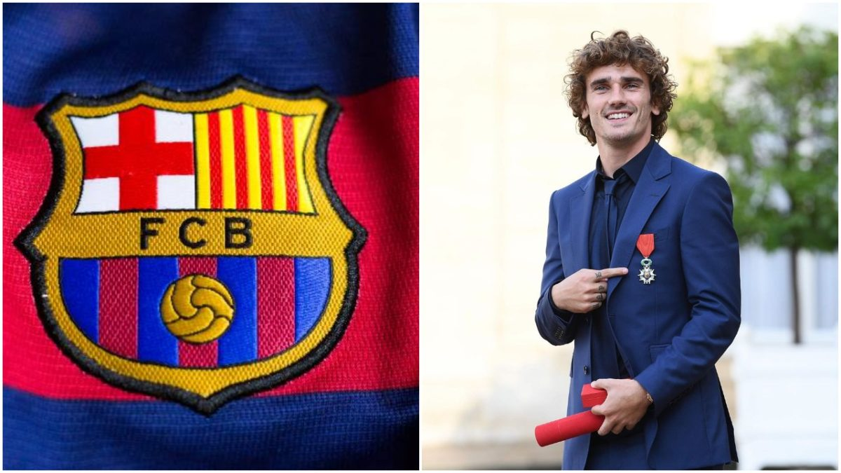 Antoine Griezmann's Move To Barcelona Confirmed