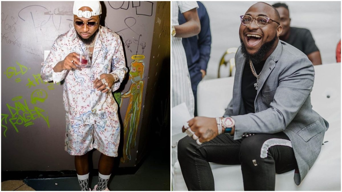 Davido hits the gym chasing his Summer Body, says Fat is easy to have