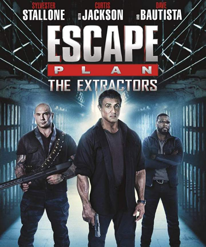 DOWNLOAD MOVIE: Escape Plan: The Extractors (2019)
