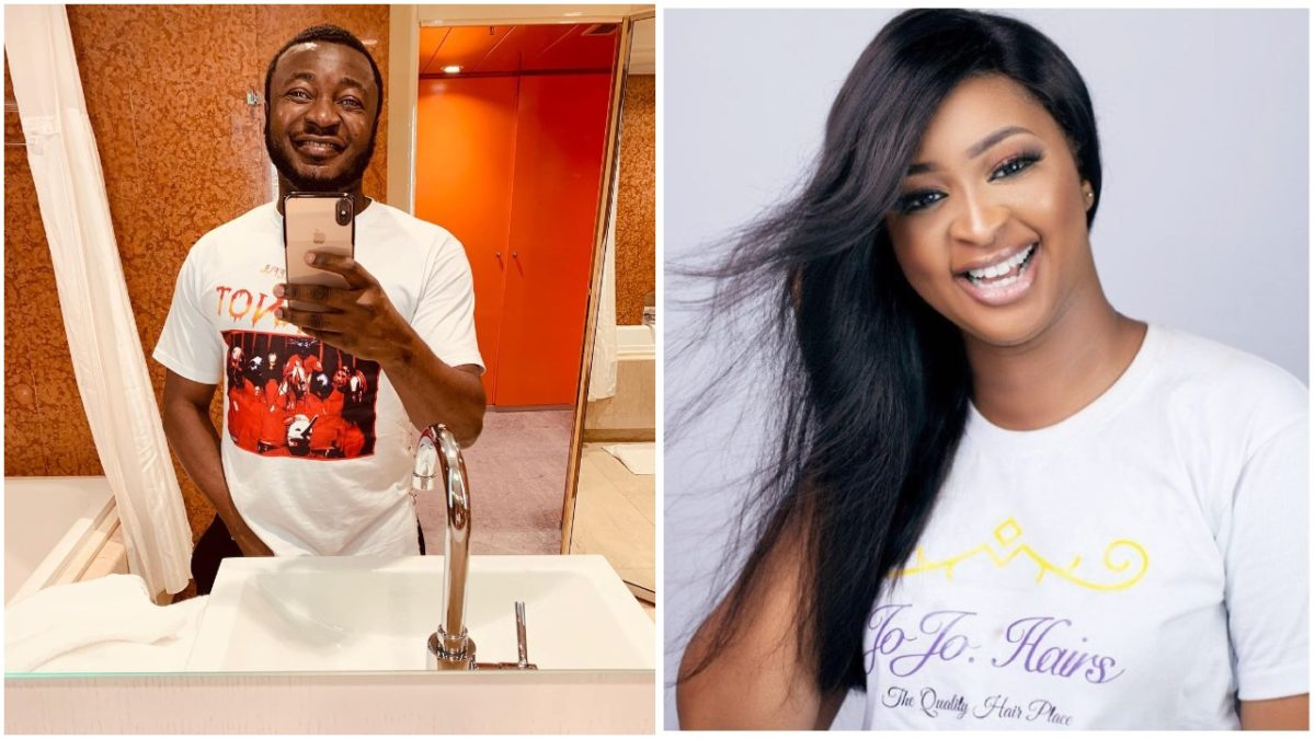 MC Galaxy Drags Actress Etinosa, Threatens To Provide Proof Of Their Planned Game