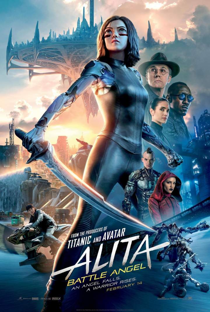 DOWNLOAD MOVIE: Alita: Battle Angel (2019)