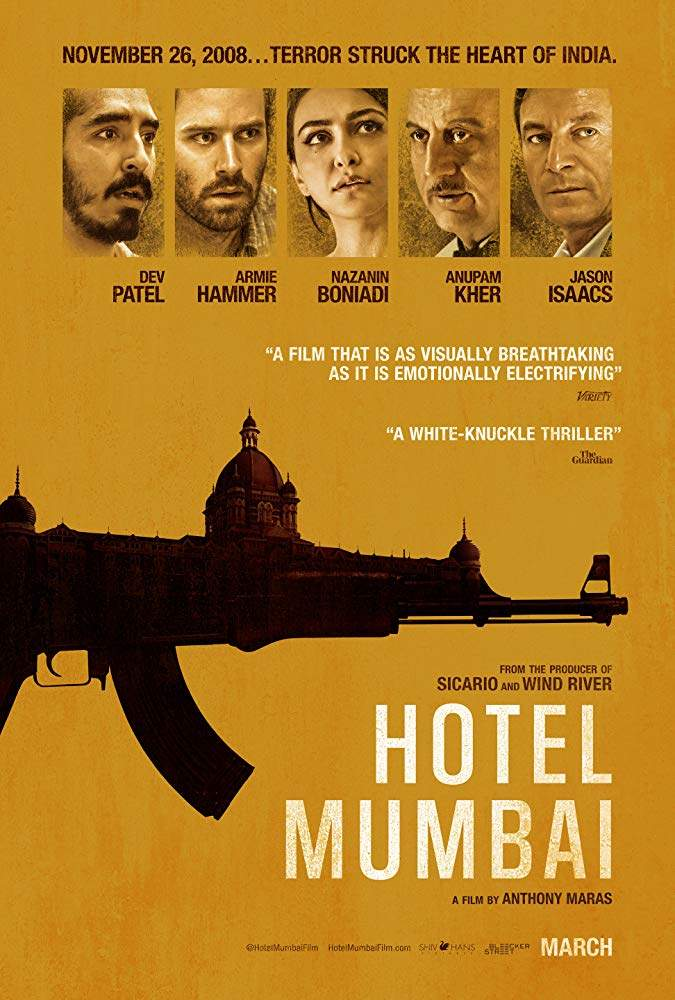 DOWNLOAD MOVIE: Hotel Mumbai (2018)